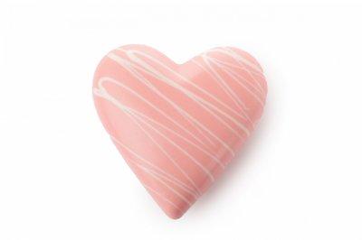 Сладкое сердце 80г. УПАКОВКА 9 шт (Розовое)