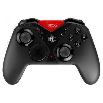 Беспроводной игровой геймпад iPega Bluetooth Multi-interface PG-SW001C  Android, PC, Switch  Black