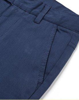 Брюки Coccodrillo для мальчика легкие темно-синие