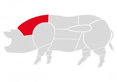Свиной ошеек Мястория 500 г