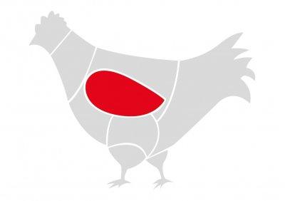 Крыло домашней курицы охлажденное Мястория 300 г