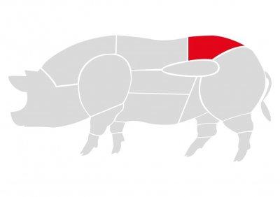 Биток свиной Мястория без кости 400 г