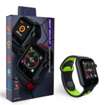 Наручний смарт-годинник Smart Watch Z7 Чорні
