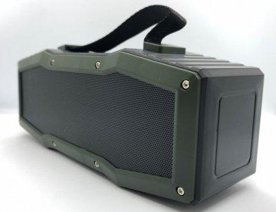 Портативна Bluetooth колонка Hopestar A9SE Green