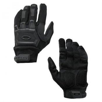 Перчатки тактические Oakley Flexion Gloves S черные