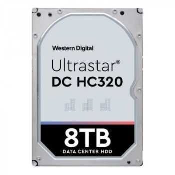 Жесткий диск 8TB WD Ultrastar DC HUS728T8TALE6L4/ 0B36404