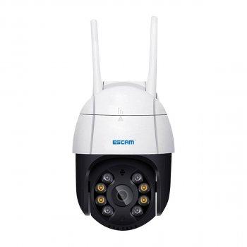 Поворотная WiFi камера Escam QF518 5MP (AI, Cloud, PTZ)