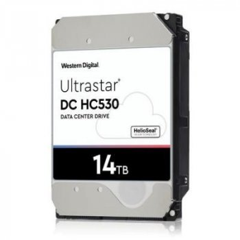 "Жесткий диск Western Digital Ultrastar DC HC530 14TB 7200rpm 512MB WUH721414ALE6L4_0F31284 3.5"" SATA III"