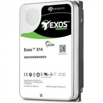 "Жорсткий диск Seagate Exos X14 12TB 7200rpm 256MB ST12000NM0008 3.5"" SATA III"