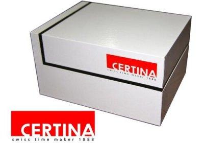Чоловічий наручний годинник Certina C037.407.17.280.10