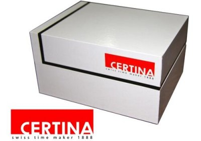Чоловічий наручний годинник Certina C035.407.11.057.00
