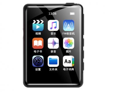 MP3 плеер JNN M8 Nansi Max Hi-Fi 4Gb с внешним динамиком