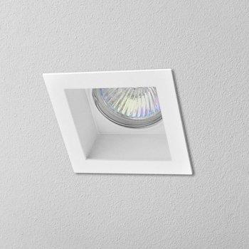 Врізний точковий світильник Imperium Light Point білий (26019.01.01)