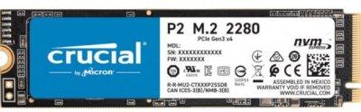 Crucial P2 M.2 250Gb, PCI-E 4x (CT250P2SSD8)