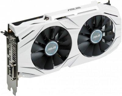 Відеокарта Asus PCI-Ex GeForce GTX 1060 Dual 3GB GDDR5 БУ