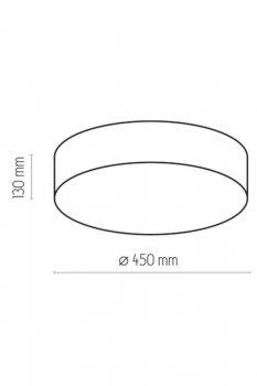 Стельовий світильник TK Lighting Rondo 1084