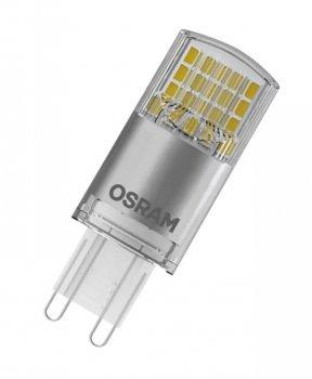 Світлодіодна лампа OSRAM LED PIN40 3,8 W/840 230V CL G9 10х1 (4058075432420)