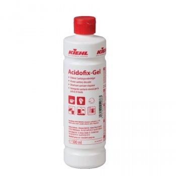 Вязкое средство для глубокой чистки санитарных помещений Kiehl Acidofix-gel 500мл