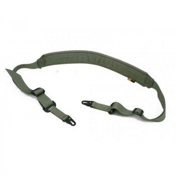 Пулеметный ремень Pantac M249 Sling SL-N004 Ranger Green
