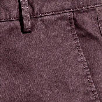 Брюки H&M 417081 Темно-сливовые