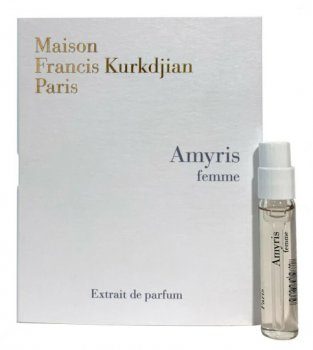 Духи для женщин Maison Francis Kurkdjian Amyris Femme 2 мл (3700559609255)