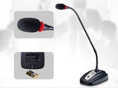 Бездротовий конференц-мікрофон з харчуванням приймача по usb Takstar MS-208W