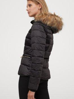 Куртка H&M 0771693_02 Черная