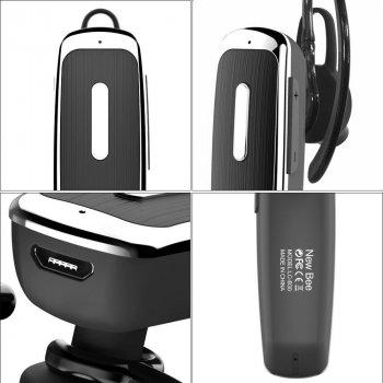 Bluetooth гарнитура New Bee LC-B30 Черная