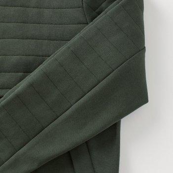 Спортивна кофта H&M 1103-5435480 Темно-зелений