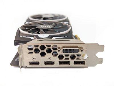 Відеокарта MSI GeForce GTX 1060 Armor 3GB GDDDR5