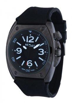 Мужские часы NewDay NDM89 черные