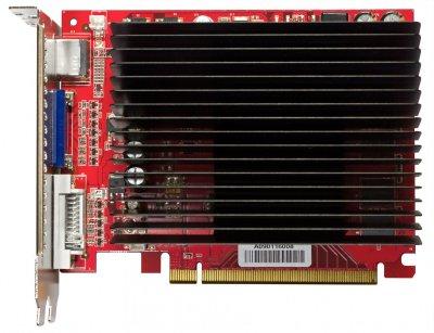 Видеокарта GAINWARD PCI-Ex NVidia GeFORCE GT 430 1GB DDR3 ( 128 BIT ) ( DVI, VGA, HDMI ) Б/У