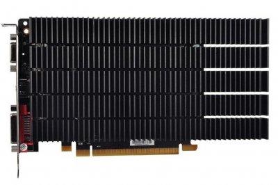 Видеокарта XFX PCI-Ex AMD RADEON HD 6570 2 GB GDDR3 ( 128 BIT ) ( DVI, HDMI, VGA ) Б/У