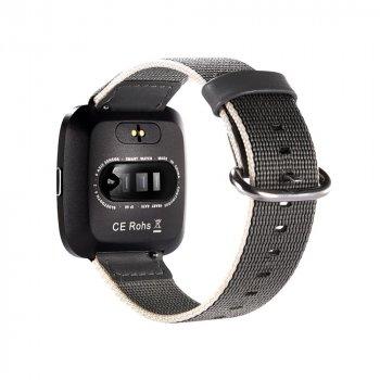 Смарт-годинник Smart Watch G12 Black (12swg12)