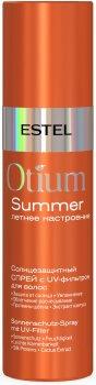Сонцезахисний спрей Estel Professional Otium Summer з UV-фільтром для волосся 200 мл (4606453069975)
