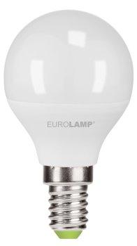 Светодиодная лампа EUROLAMP G45 5W E14 3000K (LED-G45-05143(P))