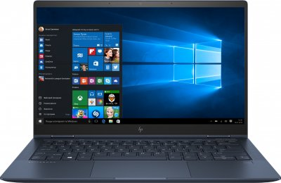 Ноутбук HP Elite Dragonfly G2 13.3 (3C8E5EA) Galaxy Blue
