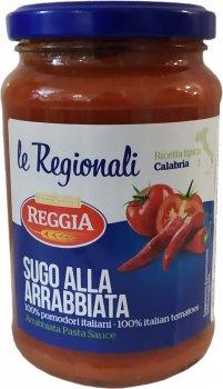 Соус томатный ReggiA Arrabbiata Аррабиата 350 г (8008857033525)