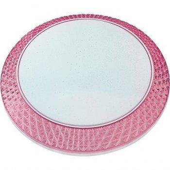 Світильник Horoz Electric накладної PHANTOM-36 36W 6400K Рожевий