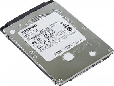 Жорстку диск Toshiba 500Gb SATA 7mm 5400rpm 8mb (MQ01ABF050) Refurbished Mint