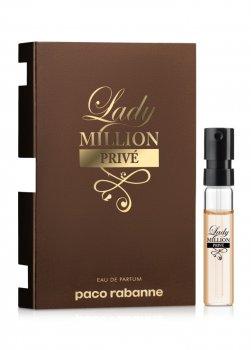 Пробник Парфумована вода для жінок Paco Rabanne Lady Million Prive 1,5 мл (3349668535538)