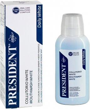 Ополаскиватель для ротовой полости President Clinical White 250 мл (8030009702201)