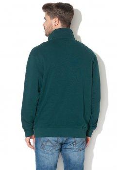 Толстовка Wrangler Half Zip Sweat Loose Fit (W6B2IQG01) Зелений