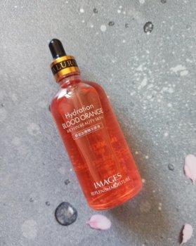 Эссенция для лица с экстрактом красного апельсина Images Blood Orange Fresh Moisturizing Essence