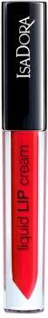 Жидкая помада Isadora кремовая Liquid Lip Cream №14 Loving Red 3.5 мл (7317851211145)