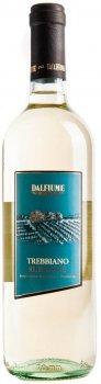 Вино Dalfiume Trebbiano Rubicone IGP белое сухое 0.75 л 11% (8008501000118)