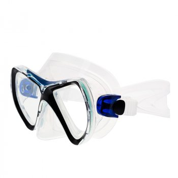 Маска Marlin Goa Blue/Black/Trans Sil (015532)