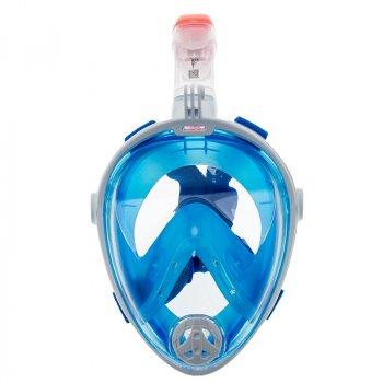 Маска Marlin Vision White/Blue + Gopro р. L/XL (015541)