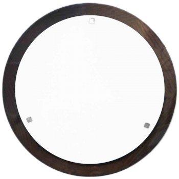 Настінно-стельовий світильник Декора 0141 D400 горіх (DE-51159)