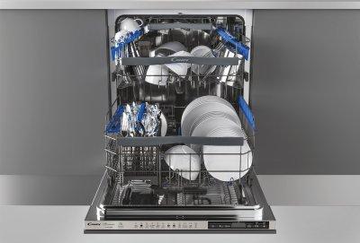 Встраиваемая посудомоечная машина CANDY CDIMN 4S613PS/E